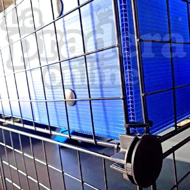 jaula c&c 2x4 con loft