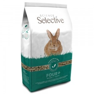 Science Selective Conejo +4años