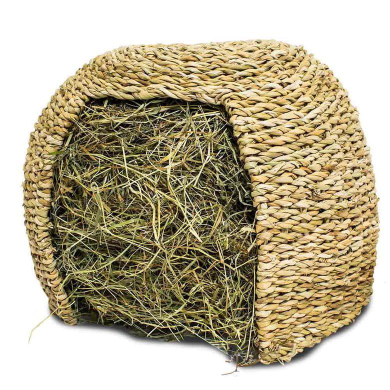 Iglú de hierba