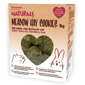 Heno de Pradera con Hierbas - Naturals Cookies