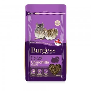 Burgess Excel para Chinchilla