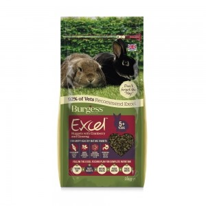 Burgess Excel Conejo +5 años