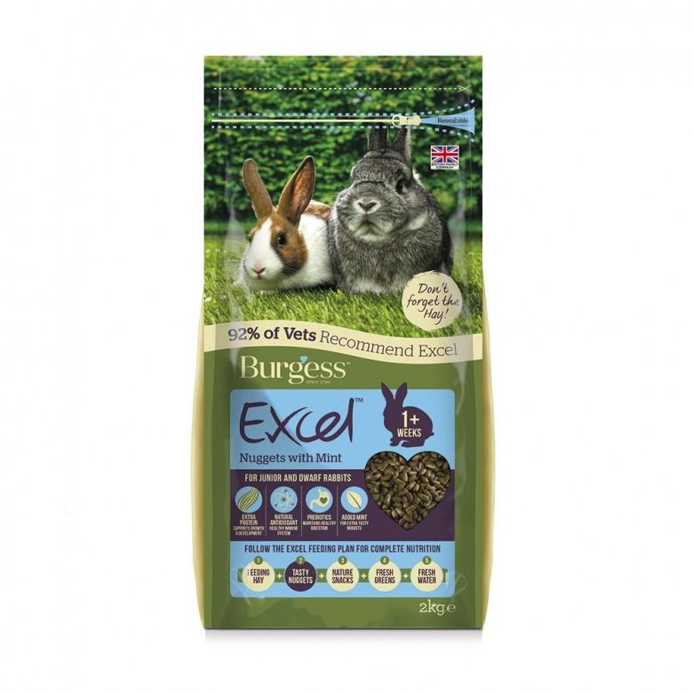 Burgess Excel Conejo Junior