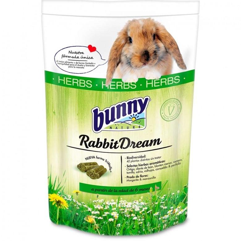 Bunny dream - Conejo Hierbas