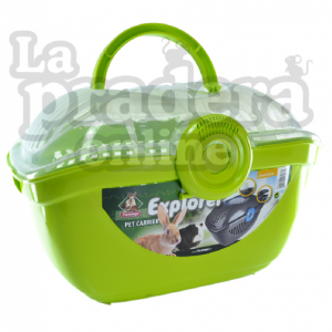 Transportín explorer Flamingo