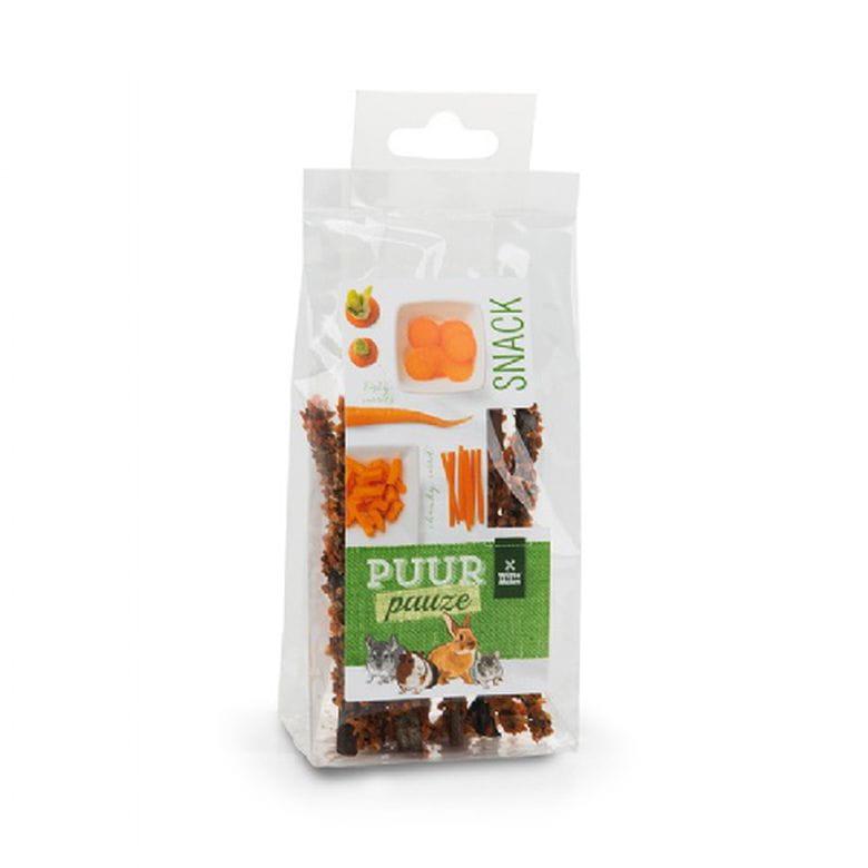 Ramitas para roer con zanahoria 50g