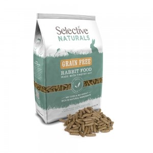 Selective Sin Cereales - Conejos 1,5Kg