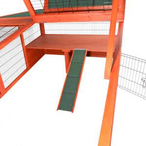 Área de juego exterior 233x79x116cm