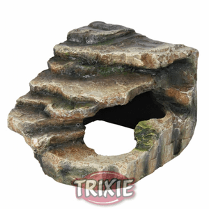 Cueva decoración natural 16x12x15cm