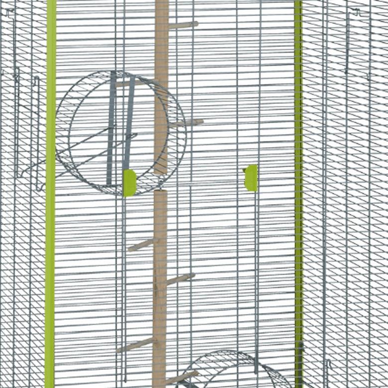 Jaula 65x54x150cm