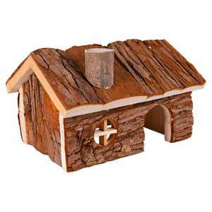 Casita de madera 20x12x17cm