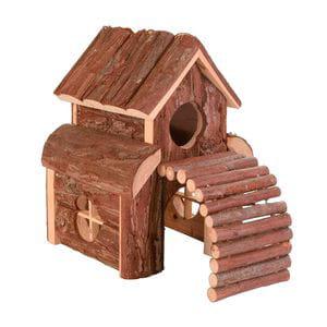 Casita de madera 13x20x20cm