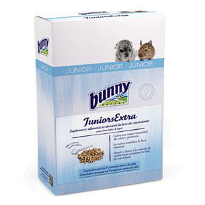 Bunny Juniors Extra - Chinchillas y Degús