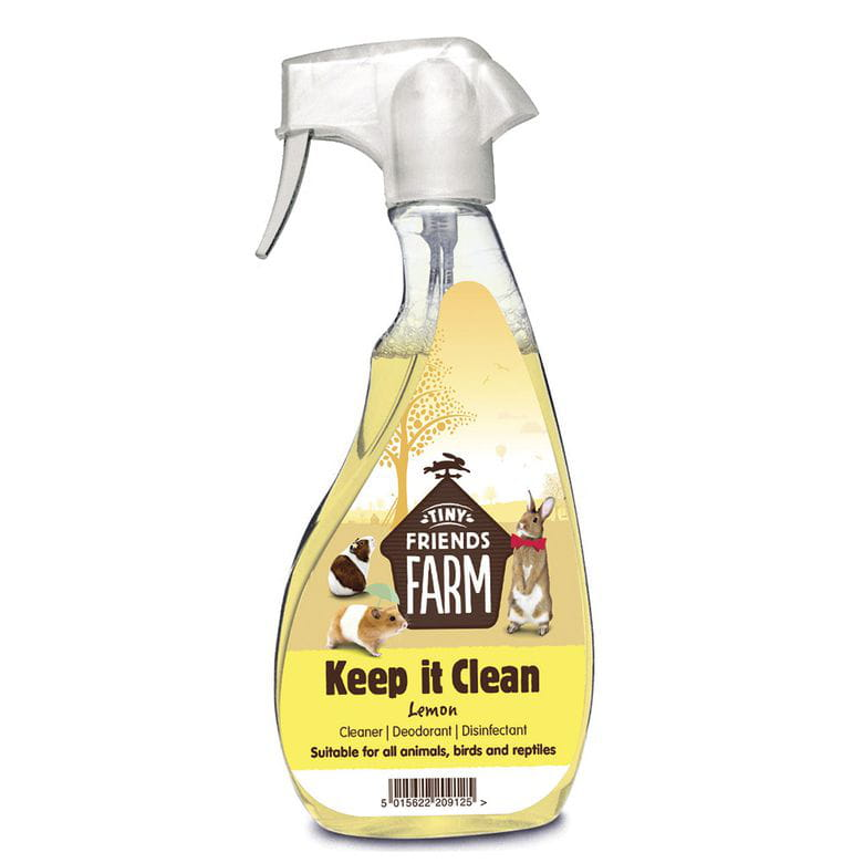 Keep it Clean Limón 500ml