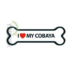 Imán 'I Love my Cobaya'