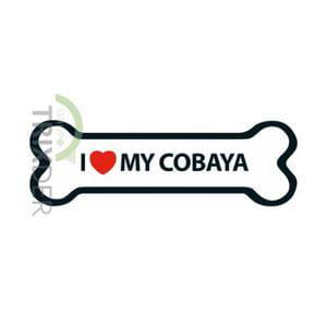 Imán 'I Love my Cobaya'