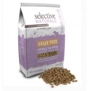 Selective Sin Cereales - Cobayas 1,5Kg