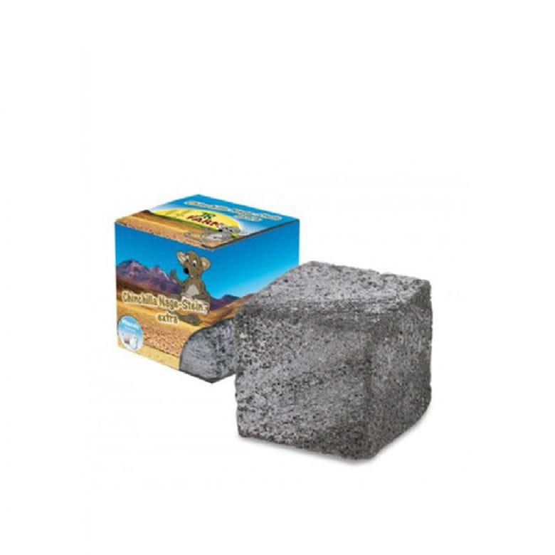 Piedra para desgaste dental Chinchillas y Degús 50g