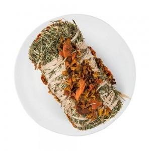 Rulo de Heno PUUR con Calabaza y Zanahoria