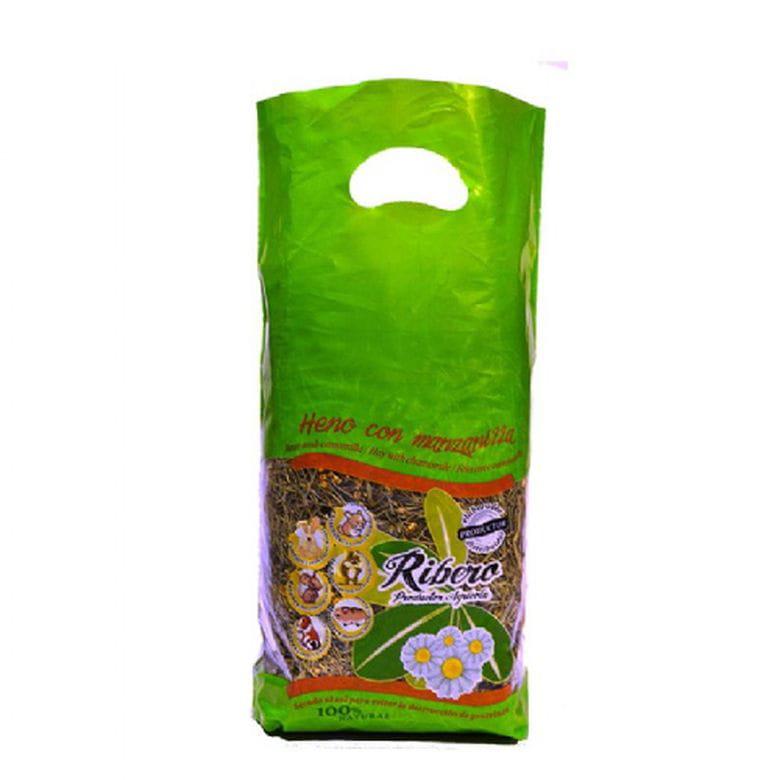 Heno de Festuca con Manzanilla 500g