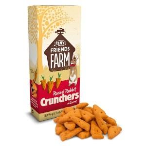 Zanahoria Crunchers 120gr