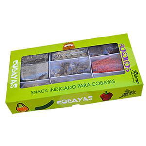 Snack natural Cobayas 11 sabores