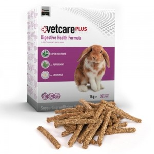 Vetcare Plus Conejo - Salud Digestiva 1Kg