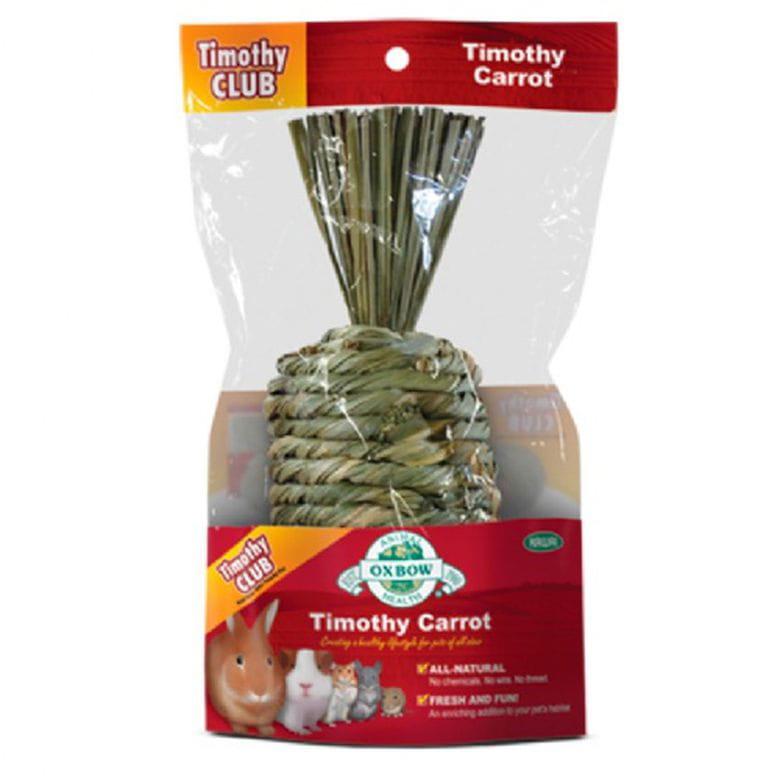 Zanahoria Oxbow Timothy