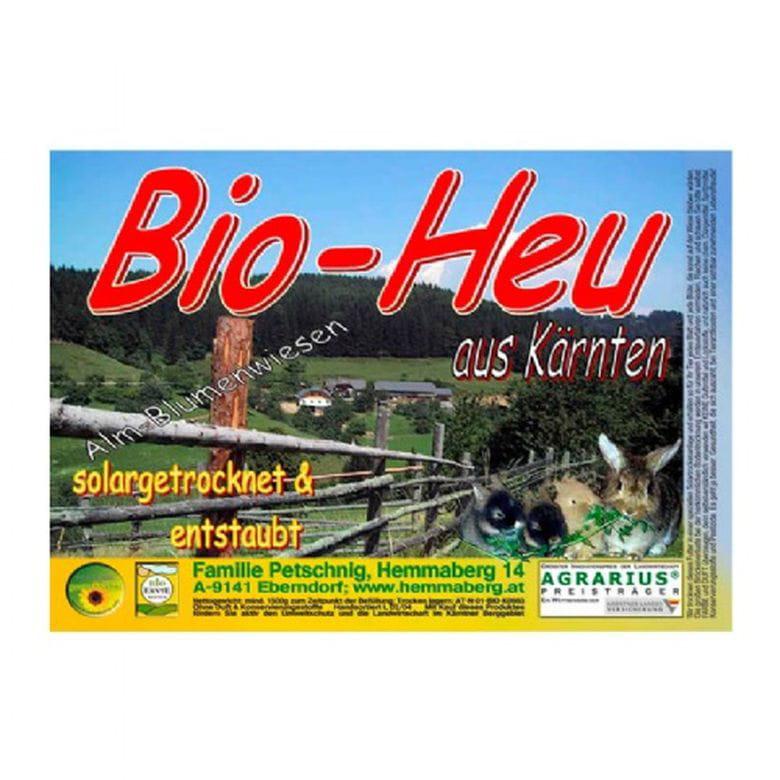 Bio Heno de Montaña con Hierbas Petschnig 1,5Kg