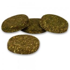 Galletitas abrasivas - Diente de León