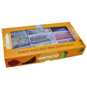 Snack natural Chinchillas 11 sabores