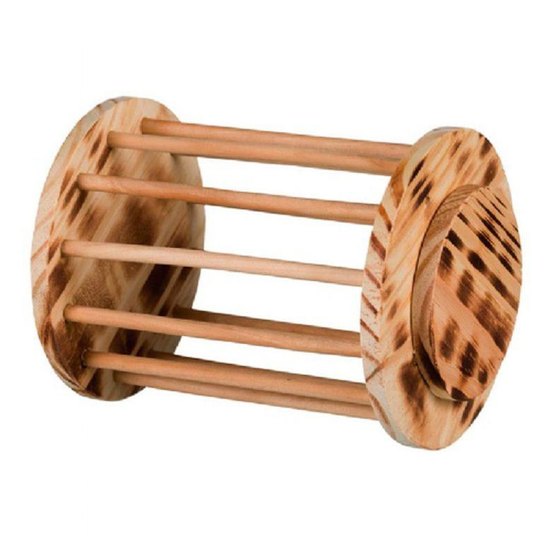Henera rodante de madera