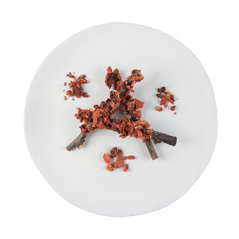 Ramitas para roer con chips de fresa 50g
