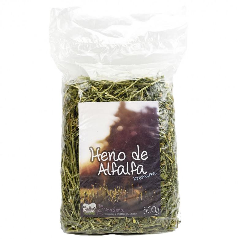 Heno de Alfalfa Premium