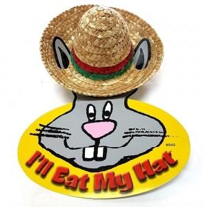 Me como mi sombrero Mejicano