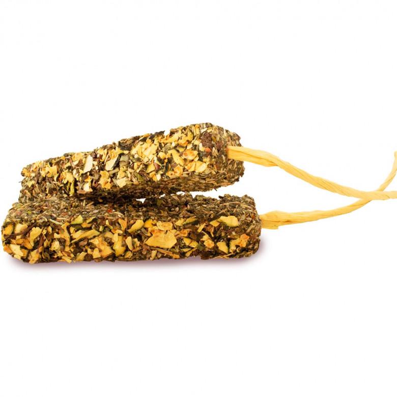 Barritas sin cereales con Calabacín y Diente de León 140gr