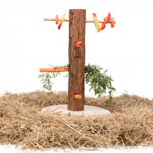 Árbol de alimentación y juegos