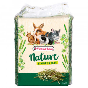 Heno Nature Timothy - 1Kg