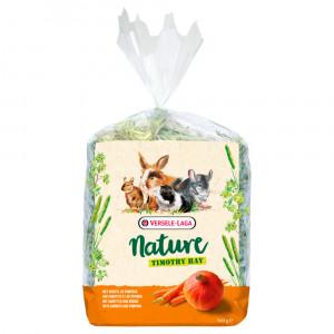 Heno Nature Timothy con Zanahoria y Calabaza 500g