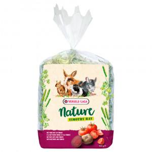 Heno Nature Timothy con Remolacha y Tomate 500g