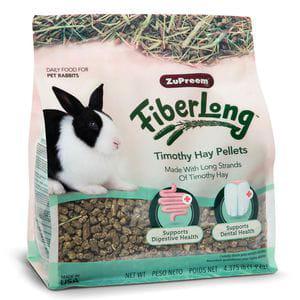 Zupreem Fiberlong - Conejo