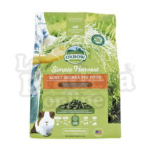 Pienso cobaya adulta - Simple Harvest
