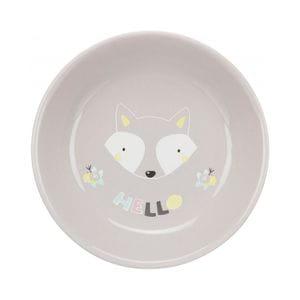 Plato de cerámica  - Animales divertidos
